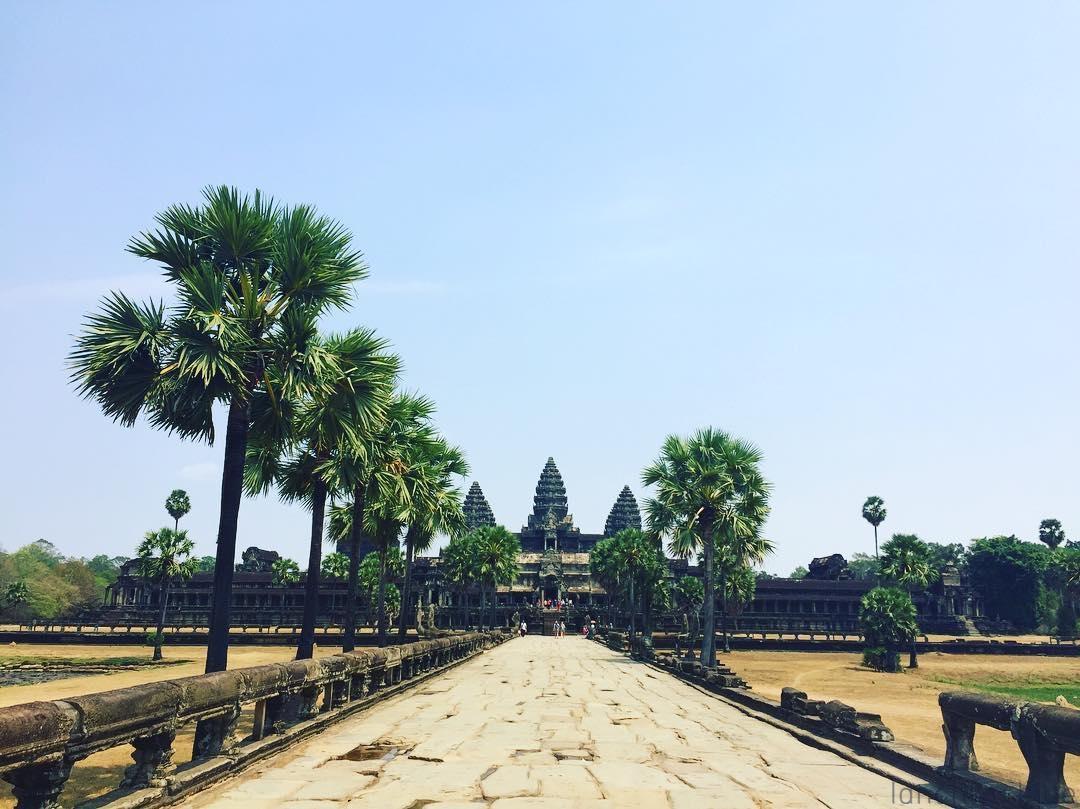 Cambodia Trip (phần 2): Siem Reap – Chắc chắn rằng bạn không bỏ lỡ đền Angkor !!!!