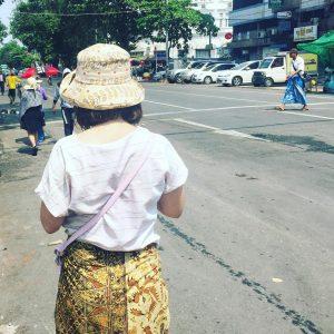Thời trang Myanmar :v