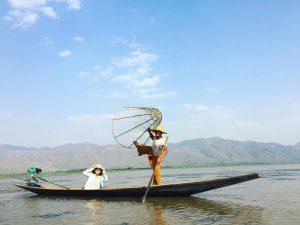 #inle #fisherman #myanmar