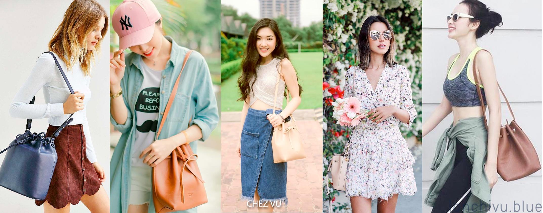 """Bucket bag – những chiếc """"xô"""" thời trang"""