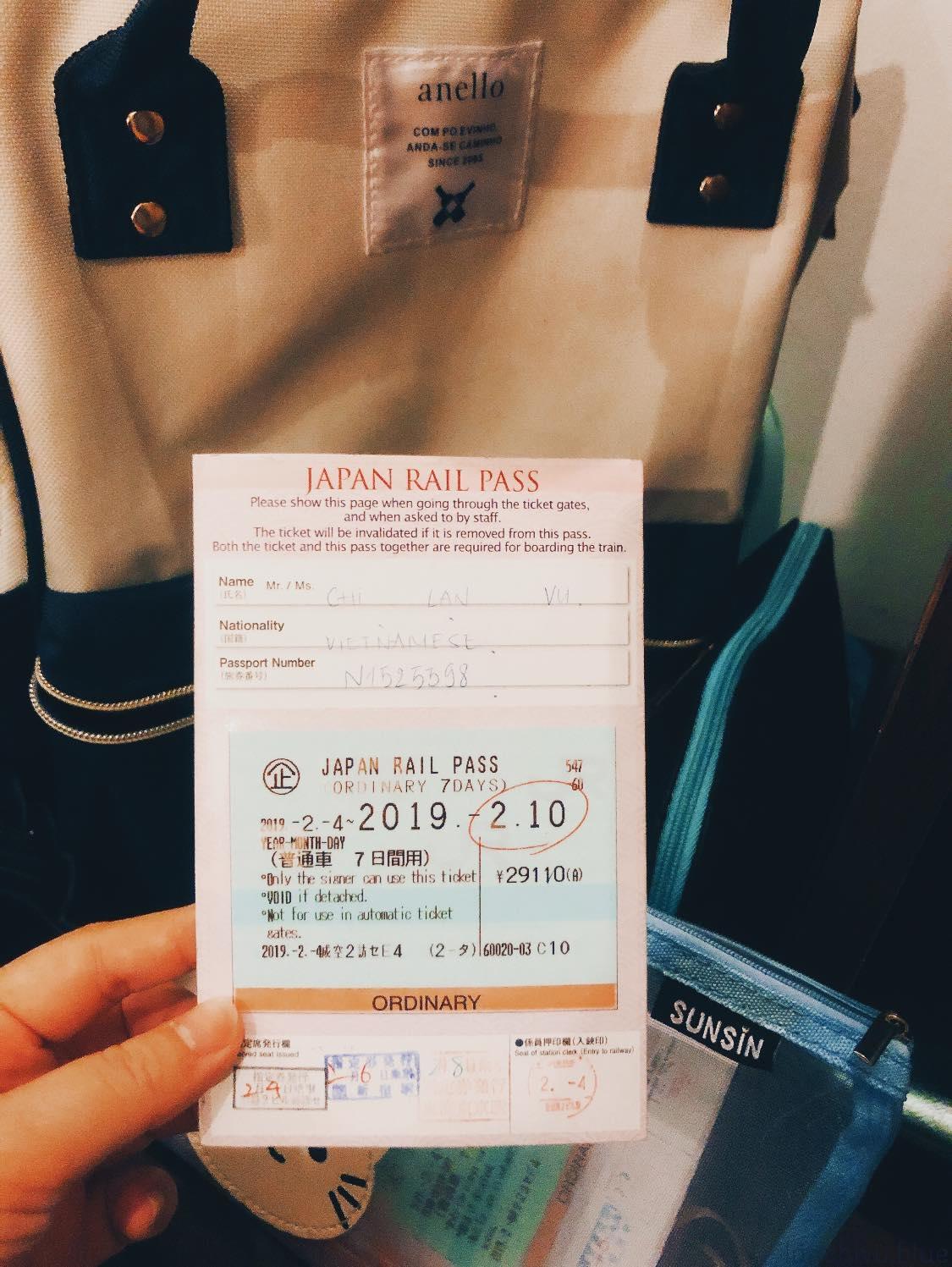 Du lịch Nhật Bản – Nên hay không nên mua JR Pass?