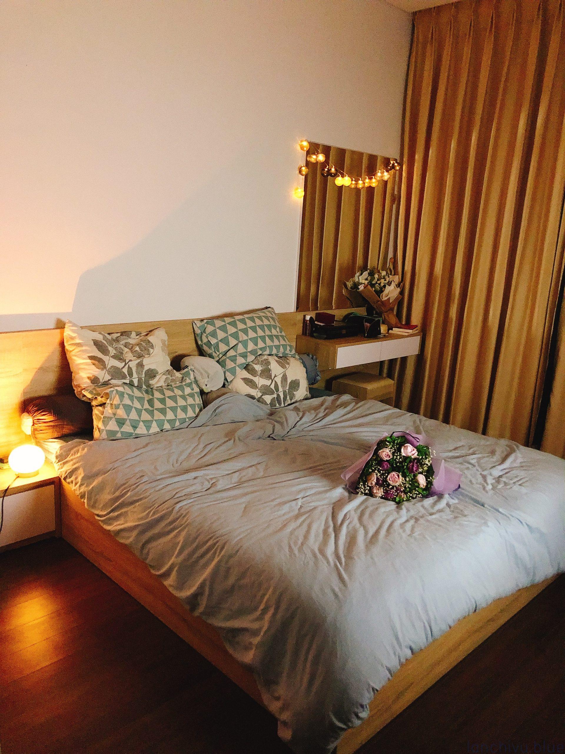 4 cách trang trí phòng ngủ nhỏ đẹp như trong phim
