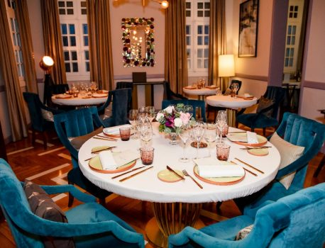Trải nghiệm menu đặc biệt ở Jardin Des Sens